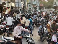 નર્મદા જિલ્લાે ફરી 4 દિવસ સ્વયંભૂ બંધ ભરૂચ,Bharuch - Divya Bhaskar