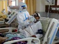 સુરત સિવિલમાં કોરોનાગ્રસ્તોની સારવારમાં તબીબો કહે છે, 70 ટકા દવા અને 30 ટકા ભોજનથી દર્દીઓ ઝડપથી સાજા થાય છે|સુરત,Surat - Divya Bhaskar