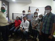 અમદાવાદમાં ગુજરાત ઇમેજિંગ સેન્ટરની શરૂઆત, ફેફસાંના સિટી સ્કેનને આર્ટિફિસિયલ ઇન્ટેલિજન્સથી જોઈ શકાય છે|અમદાવાદ,Ahmedabad - Divya Bhaskar