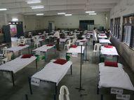 7 જિલ્લાની કોવિડ હોસ્પિટલોમાં 100 ટકા બેડ ફૂલ, હાઇકોર્ટે કરેલી સુઓમોટોમાં સરકારે કબૂલ્યું, 'રાજ્યમાં માત્ર 16 ટકા બેડ ખાલી છે'|અમદાવાદ,Ahmedabad - Divya Bhaskar