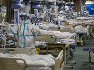 150થી વધુ ખાનગી હોસ્પિટલોમાં 97 ટકા બેડ ફુલ, સિવિલમાં પણ 1168 દર્દી; સરકારી હોસ્પિટલોમાં 60 ટકા દર્દી ઓક્સિજન પર!|અમદાવાદ,Ahmedabad - Divya Bhaskar