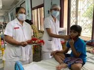 અમદાવાદમાં બાળકોને કોરોનાના સંક્રમણથી બચાવવા શું કરવું જોઈએ તેના માર્ગદર્શન માટે વેબિનાર યોજાયો|અમદાવાદ,Ahmedabad - Divya Bhaskar