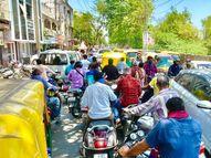 સુરેન્દ્રનગર જિલ્લામાં સોમવારે 75 કેસ અને 9 લોકોના કોરોનાથી મોત, એક્ટિવ કેસ 1000ને પાર|સુરેન્દ્રનગર,Surendranagar - Divya Bhaskar