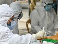 આજે રેકોર્ડ બ્રેક 492 પોઝિટિવ, વધુ 5 દર્દીના મૃત્યુઆંક 294, કુલ કેસઃ 36,891 થયા|વડોદરા,Vadodara - Divya Bhaskar