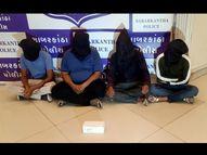 રૂ. 966નું રેમેડેસિવિર રૂ. 30 હજારમાં વેચતાં 4 ઝડપાયા, અમદાવાદનો સચિન નામનો શખ્સ ફરાર|હિંમતનગર,Himatnagar - Divya Bhaskar