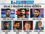6 ખેલાડીઓ પોઝિટિવ આવતા PSL રદ કરાઈ હતી, IPLમાં અત્યાર સુધી 7 ખેલાડી સંક્રમિત|IPL 2021,IPL 2021 - Divya Bhaskar