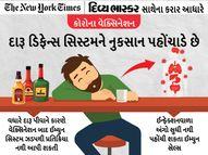 વધારે પ્રમાણમાં પીવાથી વેક્સિન બેઅસર થઈ શકે છે, જાણો વેક્સિન લેતા પહેલાં અને બાદમાં કેટલું ડ્રિંક્સ લઈ શકાય છે અને કેવી રીતે તેને મેનેજ કરવું|હેલ્થ,Health - Divya Bhaskar