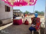 ગીર સોમનાથના હરણાસા ગામના યુવાનોની પહેલ, ગામની ગૌશાળામાં શરૂ કરી હંગામી હોસ્પિટલ|જુનાગઢ,Junagadh - Divya Bhaskar