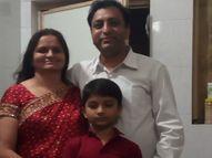 એક સમયે હિંમત હારી ગયા હતા, પાડોશીઓના સપોર્ટથી નવજીવન મળ્યું ભરૂચ,Bharuch - Divya Bhaskar