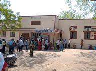 મે માસમાં સંક્રમણ ઘટ્યું, જિલ્લામાં 117 કેસ, 2 મોત|પાટણ,Patan - Divya Bhaskar