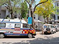 વેબના ડેટા પ્રમાણે આણંદમાં 439 બેડ ખાલી છતાં દર્દીઓને 18 કલાકનું વેઈટીંગ|આણંદ,Anand - Divya Bhaskar
