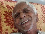 પાલનપુરના 80 વર્ષીય વૃદ્ધનું ડી-ડાયમર 3480, નજર સામે 2 મોત છતાં કોરોનાને હરાવ્યો|પાલનપુર,Palanpur - Divya Bhaskar