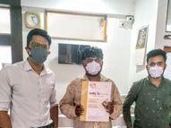 રિક્ષાચાલકની કોરોના સારવારનું 40 હજાર રૂપિયા બિલ માફ કરી માનવતા મહેકાવી|પાલનપુર,Palanpur - Divya Bhaskar