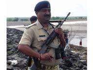 નવસારી પોલીસમાં ફરજમાં બજાવતા પોલીસકર્મીનો કોરોનાએ ભોગ લીધો|નવસારી,Navsari - Divya Bhaskar