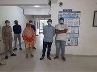 રેમડેસિવિર ઈન્જેક્શનનું કાળા બજાર કરતા જય શાહ બાદ વોન્ટેડ સુરતના ડો. મિલન અને જુહાપુરાની મહિલા રુહી ઝડપાઈ|અમદાવાદ,Ahmedabad - Divya Bhaskar