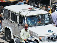 જિલ્લામાં ફરી 498 કેસ, 303 લોકો સાજા થયા|મહેસાણા,Mehsana - Divya Bhaskar