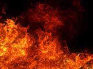 આણંદ સિવીલ હોસ્પિટલમાં અચાનક આગ લાગતાં દોડધામ|આણંદ,Anand - Divya Bhaskar