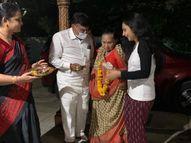ફેફસામાં 96 ટકા ઇન્ફેકશન છત્તાં 70 વર્ષના વૃદ્ધાએ કોરોનાને હરાવ્યો|જુનાગઢ,Junagadh - Divya Bhaskar