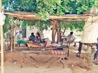 માત્ર 36 ગામડાંમાં 90 દિ'માં 8 હજારથી વધુ કેસ, 976 મોત સૌરાષ્ટ્ર, મધ્ય ગુજરાતના નાના ગામોમાં પણ 50થી 100 મોત|ભાવનગર,Bhavnagar - Divya Bhaskar