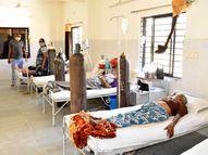 કોરોનાનો આંક 200ને પાર, 207 કેસ, 1 મોત, ઉત્તર ગુજરાતમાં 941 કેસ, 32 મોત|પાલનપુર,Palanpur - Divya Bhaskar