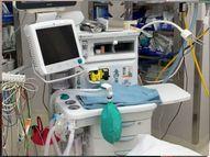 જિલ્લામાં ખાનગી હોસ્પિટલોને લોન પર વેન્ટિલેટર ફાળવી સારવારની પહેલ કરાઇ|વલસાડ,Valsad - Divya Bhaskar
