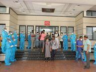 1 કરોડના ખર્ચે 100 બેડની હોસ્પિટલ, રોજનો 1 લાખ ખર્ચ|નવસારી,Navsari - Divya Bhaskar