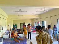 ભરૂચ જિલ્લામાં ગ્રામ્ય વિસ્તારોમાં સંક્રમણ વધ્યું, કુલ 8336 પૈકી 66 ટકા કેસ ગામડાના|ભરૂચ,Bharuch - Divya Bhaskar