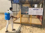 જેલમાંથી કોરોના થશે તડીપાર : 400ની સરેરાશ કેદીઓની સંખ્યામાં સંક્રમણ માત્ર 14 ટકા !!|ભુજ,Bhuj - Divya Bhaskar