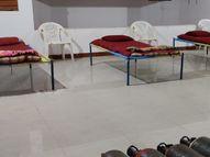 મોટી ચીરઈમાં કોરોનાના દર્દીઓ માટે 8 બેડનું ઓક્સિજન સહિતનું કોવિડ કેર સેન્ટર તૈયાર|ભુજ,Bhuj - Divya Bhaskar