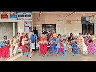 હે રામ! પ્રથમવાર જન્મ કરતાં 159 ટકા મૃત્યુ વધુ, નવસારીમાં દર મહિને મૃત્યુદર કરતાં જન્મદર ઉંચો રહ્યો છે|નવસારી,Navsari - Divya Bhaskar