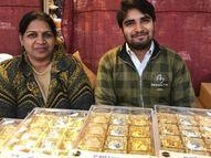 10 હજાર રૂપિયાના ખર્ચથી 3 વર્ષ અગાઉ ચોકલેટ બનાવવાનું સ્ટાર્ટઅપ શરૂ કર્યુ, આજે વર્ષે 8 લાખ રૂપિયાનો નફો|ઓરિજિનલ,DvB Original - Divya Bhaskar