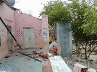 નડિયાદ સહિત 8 ગામોમાં સાંજના પવન સાથે વરસાદ|નડિયાદ,Nadiad - Divya Bhaskar