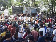 મંત્રીઓની ધરપકડ પછી CBIની ઓફિસે પહોંચી મમતા; તૃણમૂલ કાર્યકર્તાઓએ હોબાળો કર્યો ઈન્ડિયા,National - Divya Bhaskar
