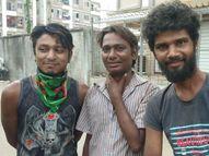 નવસારીમાં ચોરી કરનારા 3ને પોલીસે એક જ દિવસમાં ઝડપ્યાં|નવસારી,Navsari - Divya Bhaskar