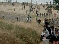 શિનોરના માંડવા ગામે નર્મદામાં નાહવા 500થી વધુ લોકો ઊમટ્યાં|વડોદરા,Vadodara - Divya Bhaskar