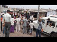 માળિયામાં જુમ્માવાડીના 800 લોકોનું સ્થળાંતર|મોરબી,Morbi - Divya Bhaskar