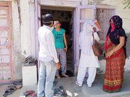 પાટણના કાંસા ગામના યુવાન સરપંચે યુવા સભ્યોની ટીમ બનાવી, કોરોના જાગૃતિના કામ બાદ હવે કેસ નહીં|ગાંધીનગર,Gandhinagar - Divya Bhaskar