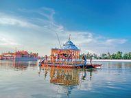 ઓડિશામાં 21 દિવસની યાત્રા સાથે જગન્નાથજીની રથયાત્રા માટે રથોનું નિર્માણ શરૂ ઈન્ડિયા,National - Divya Bhaskar