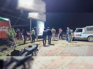 फाेरलेन पर नवादा के चालक की गाेली मारकर हत्या, स्काॅर्पियाे लूटी|पटना,Patna - Dainik Bhaskar
