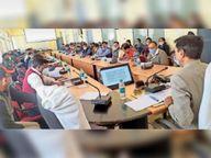 घर या क्लीनिक पर मरीज को उपचार देने वाले डॉक्टरों पर होगी एफआईआर|छतरपुर (मध्य प्रदेश),Chhatarpur (MP) - Dainik Bhaskar