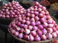 मुहाना मंडी में प्याज की 150 टन आवक बढ़ते ही थाेक में 10 किलाे तक सस्ता|जयपुर,Jaipur - Dainik Bhaskar