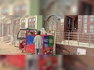 जिले के गांवों में कचरा उठाने के लिए 17 लाख रुपए की राशि खर्च कर खरीदे गए ई-रिक्शा|जींद,Jind - Dainik Bhaskar