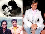 कभी पिता के जुआ खेलने और शराब पीने की आदत से परेशान थे जावेद, उनके स्टारडम के बल पर नहीं बल्कि अपने दम पर बनाई पहचान|बॉलीवुड,Bollywood - Dainik Bhaskar