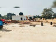 किसानों के लिए पिंजौर सेब मंडी में बनेगा रेस्ट हाउस|पंचकूला,Panchkula - Dainik Bhaskar