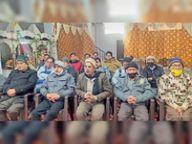 अरोडवंश खत्री सभा के प्रधान सुरिंदरपाल ने टीम का किया एलान सुनाम,Sunam - Dainik Bhaskar