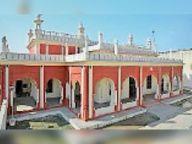 महारानी विक्टाेरिया मेमोरियल हाॅल को मिलेगा नया लुक, पुरातत्व विभाग अधिकारी व डीसी एवं स्मार्ट सिटी के सीईओ ने किया विमर्श|करनाल,Karnal - Dainik Bhaskar