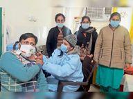 तीसरे दिन सबसे ज्यादा 94 लोगों ने करवाया टीकाकरण,वैक्सीनेशन के लिए जागरूकता मुहिम का सार्थक नतीजा बठिंडा,Bathinda - Dainik Bhaskar