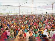 शहीद गैंदसिंह की प्रतिमा स्थापित होगी, पुरखों के बलिदान को आने वाली पीढ़ी को बताना होगा: सीएम|डोंगरगांव,Dongargaon - Dainik Bhaskar