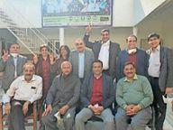 काेराेना के 17 नए मामले मिले, 84 हेल्थ वर्कर्स काे लगाई काेविशील्ड|पंचकूला,Panchkula - Dainik Bhaskar