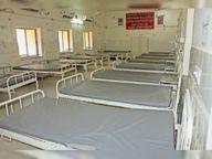 सीटी स्कोर बढ़ने वाले मरीज आना बंद, रिकवरी रेट भी 99.49%|पाली,Pali - Dainik Bhaskar